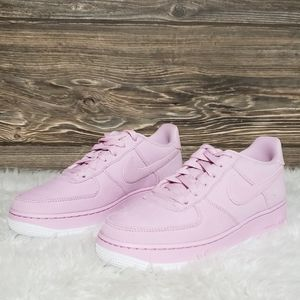 New Nike Air Force 1 LV8 Style Pink Sneakers